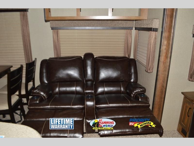 Grand Design Reflection Fifth Wheel Recliners