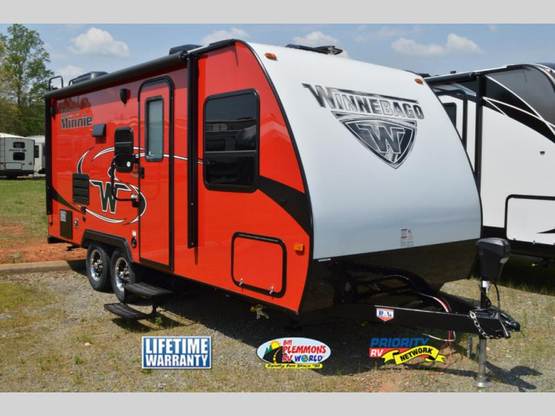 Winnebago Micro Minne Travel Trailer