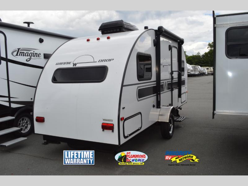 Winnebago Winnie Drop Travel Trailer Teardrop Rear