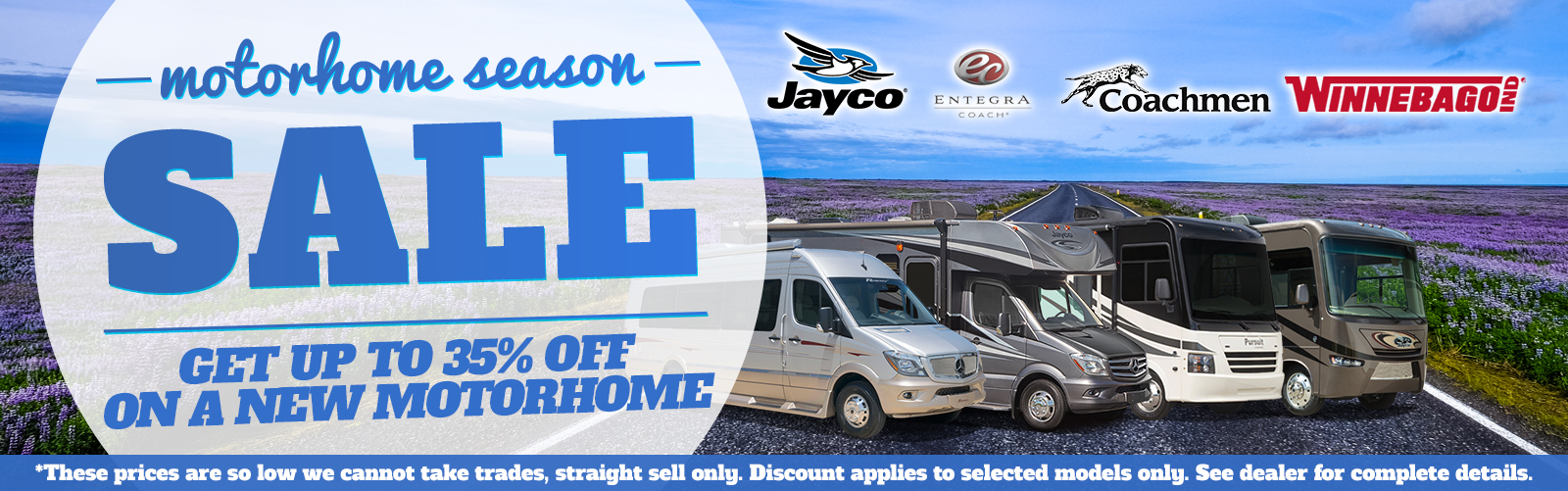 Bill Plemmons RV Motorhome Sale