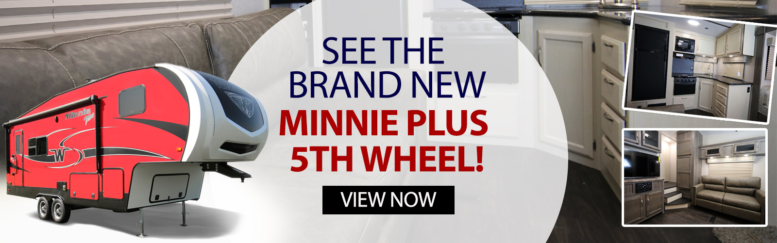 Winnebago Minnie Plus Fifth Wheel