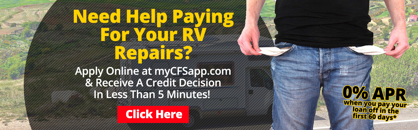 Bill Plemmons RV World Service Financing