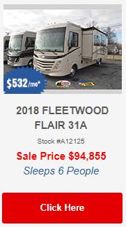 Bill Plemmons Open House RV Sale Flair