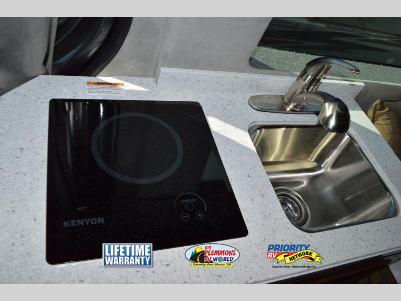 Regency Concept One Class B Motorhome Kitchen