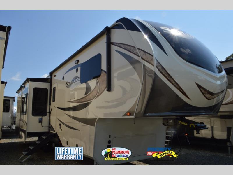 Bill Plemmons RV Invoice Sale Grand Design Solitude Fifth Wheel