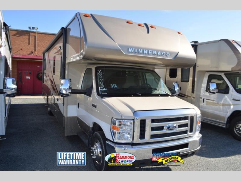 Bill Plemmons RV Invoice Sale Winnebago Minnie Winnie Motorhome